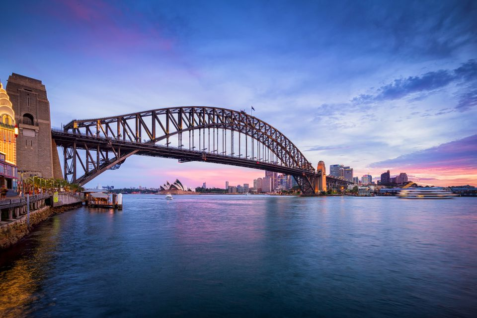 sydney bridge engineering online