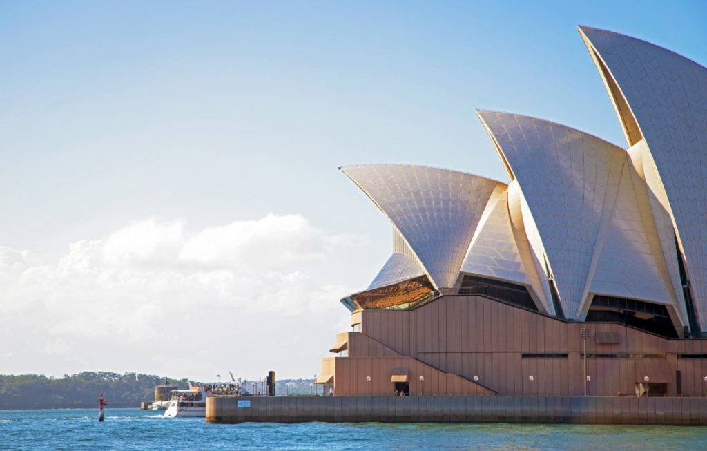 sydney opera house - engineering online
