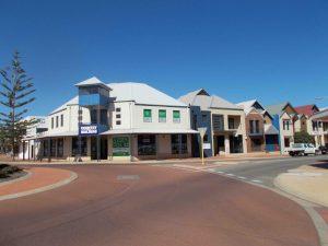 Terrace multi building designs in concrete & masonry